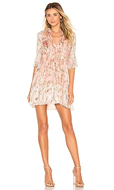 ROBE COURTE BLUSH HEMANT AND NANDITA $331