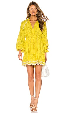 Sol Mini Dress HEMANT AND NANDITA $320