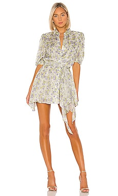 x REVOLVE Apollo Mini Dress HEMANT AND NANDITA $310 NEW ARRIVAL