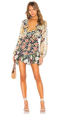 Della Mini Dress HEMANT AND NANDITA $348 NEW ARRIVAL