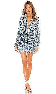Kaiyo Mini Dress HEMANT AND NANDITA $283
