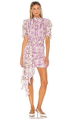 x REVOLVE Floral Mini Dress HEMANT AND NANDITA $310