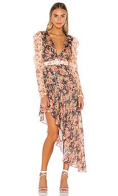 x REVOLVE Bani Asymmetrical Dress HEMANT AND NANDITA $255