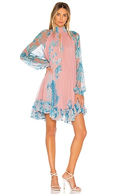 Millim Mini Dress HEMANT AND NANDITA $400