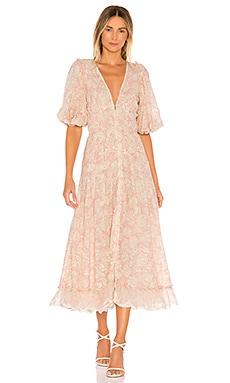Zahra Maxi Dress HEMANT AND NANDITA $388