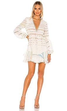 Thea Mini Dress HEMANT AND NANDITA $348