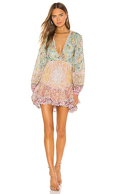 Tiana Mini Dress HEMANT AND NANDITA $427 NEW ARRIVAL