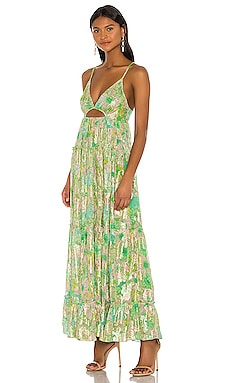 ROBE MAXI NADIA HEMANT AND NANDITA $467