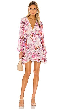 x REVOLVE Teien Dress HEMANT AND NANDITA $405 BEST SELLER