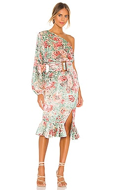 ROBE MI-LONGUE OLIVIA HEMANT AND NANDITA $367