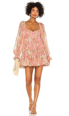 x REVOLVE Bloom Babydoll Dress HEMANT AND NANDITA $354