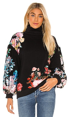 Fleur Sweatshirt HEMANT AND NANDITA $283 NEW