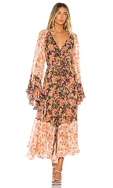 x REVOLVE Bani Maxi Dress HEMANT AND NANDITA $239