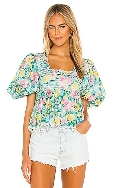 Azalea Blouse HEMANT AND NANDITA $249