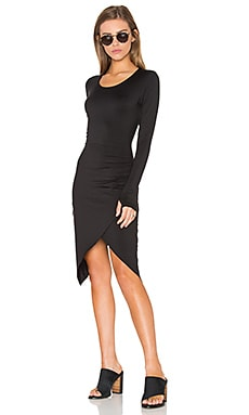 Benjamin Jay Kinley Dress in Black