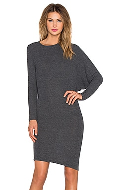 Benjamin Jay Delany Dress in Velvet Grey