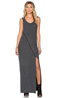 Benjamin Jay Siena Tank Dress in Velvet Grey