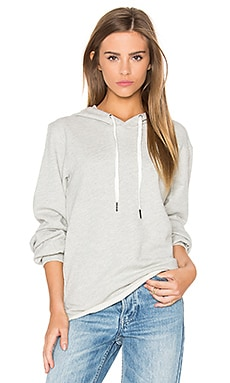 Benjamin Jay Astara Hoodie in Heather Grey