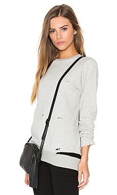 Relia Sweatshirt in Heather Grey
