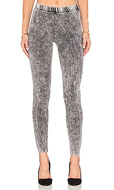 Keegan Legging en Mineral Grey