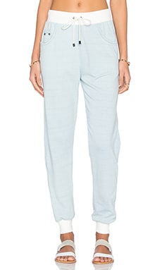 Ethan Sweatpant in Sunkissed Denim