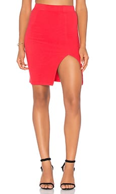 Benjamin Jay Emily Skirt in Heat