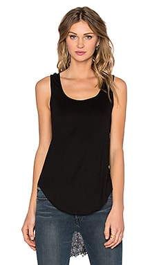 Benjamin Jay F Shred Tank in Black