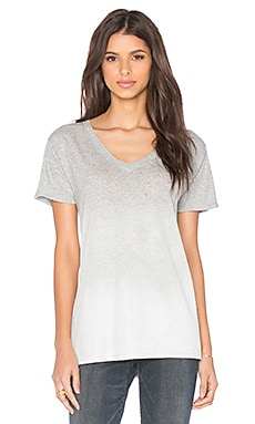 Sonoma Top in White Ombre