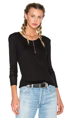 Zachary Top in Black