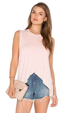 Slider Tank in Blush