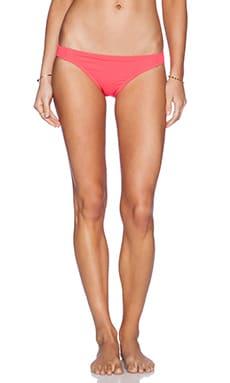 Beth Richards Naomi Bikini Bottom in Cerise