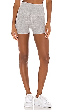 High Waist 3 Inch Short Beyond Yoga $64