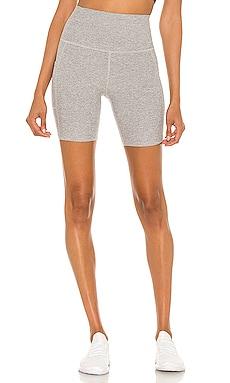 Spacedye Team Pockets Biker Shorts Beyond Yoga $72