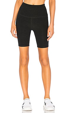 High Waisted Biker Short Beyond Yoga $68