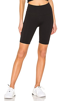 High Waisted Biker Short Beyond Yoga $58