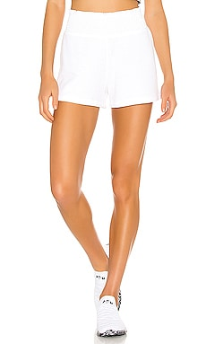 Let's Smock About It Short Beyond Yoga $68