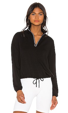 By Request Cropped Pullover Beyond Yoga $110