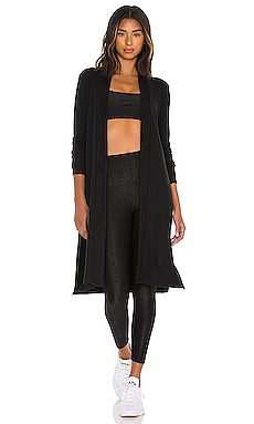 High Slits Long Duster Beyond Yoga $132