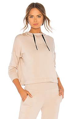 Sedona Cropped Hoodie Beyond Yoga $120 NEW ARRIVAL