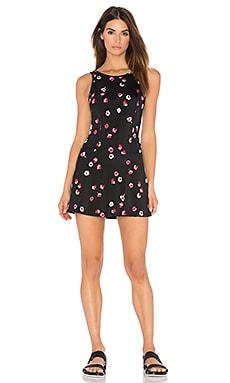 x Kate Spade Falling Floral Skort Dress