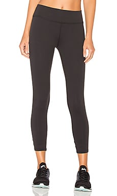 x Kate Spade Cinched Bow Capri in Black