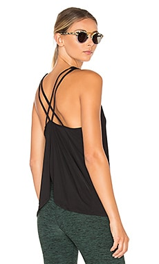 Sleek Stripe Waterfall Swing Tank