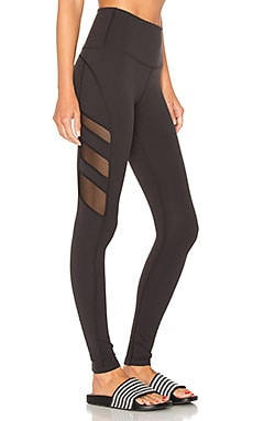 Triple Mesh High Waist Legging
