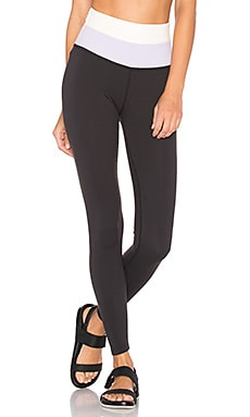 x kate spade Blocked High Waist Long Legging