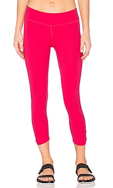 LEGGING CAPRI BACK BATHERED