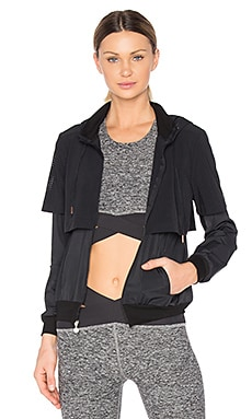 Picture Perforated Jacket