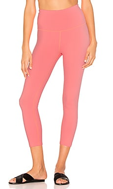 High Waist Capri Legging