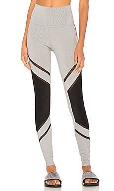 Limited Edition Collection Full Disclosure High Waisted Long Legging