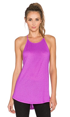 Beyond Yoga Ethereal Halter Tank in Purple Orchid