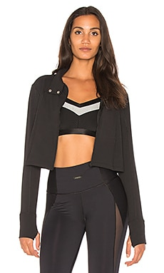 Boxed In Cropped Jacket
